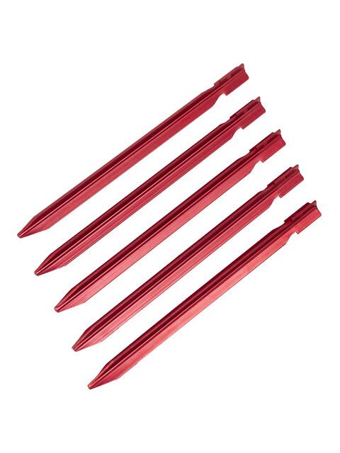 CAMPZ Y-Shape Erdnagel 18cm rot